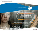 Cover of the report Shifting the Conversation